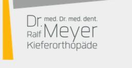 Dr.Dr. Ralf Meyer Logo