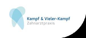 Zahnarztpraxis Kampf & Vieler-Kampf Logo