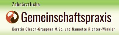 Zahnarztpraxis Olesch-Graupner Logo