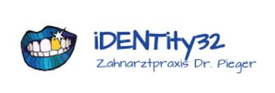 iDENTity32 Dr. Sascha Pieger Logo
