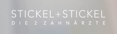 Stickel + Stickel – Die 2 Zahnärzte Logo