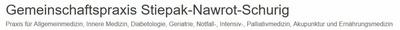 Gemeinschaftspraxis Stiepak-Nawrot-Schurig Logo