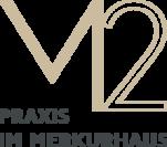 M2 l Praxis im Merkurhaus, Dr. Friederike Dauter und Dr. Kevin Dauter Logo