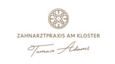 Zahnarztpraxis am Kloster Zahnärztin Tamara Adams Logo