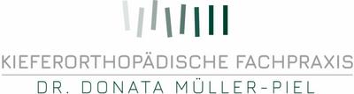 Dr. Donata Müller-Piel , Kieferorthopädische Fachpraxis Logo
