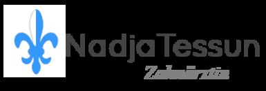Zahnärztin Nadja Tessun Logo