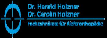 Dr. Harald Holzner Fachzahnarzt für Kieferorthopädie  Dr. Carolin Holzner Fachzahnärztin für Kieferorthopädie    Logo