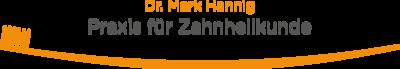 Zahnarztpraxis Dr. Hannig Logo