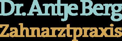 Zahnarztpraxis Dr. Antje Berg Logo