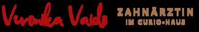 Zahnärztin im Curio-Haus Veronika Vaido Logo