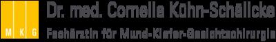 MKG-Chirurgie Dres. Kühn-Schälicke / Peters Logo