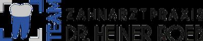 Zahnarztpraxis Dr. Heiner Roeb Logo