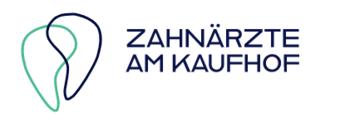 Zahnärzte am Kaufhof Logo