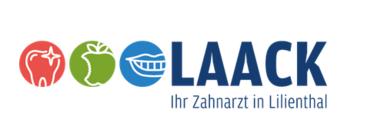 LAACK - Ihr Zahnarzt in Lilienthal Logo