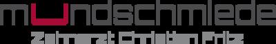 Mundschmiede Zahnarzt Christian Fritz Logo