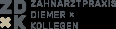 Zahnarztpraxis Diemer & Kollegen, Dr. med. dent. Thorsten Diemer M.Sc. M.Sc. Logo