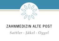 Zahnmedizin Alte Post | Sattler, Jäkel & Oggel Logo