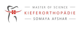 Kfo-Praxis, Fr. Dr. Somaya Afshar Logo