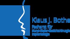 Praxis für Mund- Kiefer- Gesichtschirurgie Klaus J. Bothe Logo