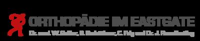 Orthopädie im Eastgate Logo