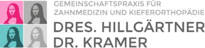 Gemeinschaftspraxis für Zahnmedizin und Kieferorthopädie Dres. Hillgärtner, Dr. C. Kramer Logo