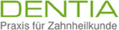 Dentia Praxis für Zahnheilkunde Logo