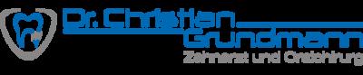 Zahnarztpraxis Dr. Christian Grundmann Logo