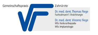 Dr. med. dent. Vinzenz Fiege Logo