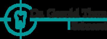 Dr. med. dent. Gerold Thun Logo