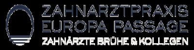 Zahnarztpraxis Europa Passage Logo
