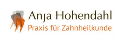 Dr. med. dent. Anja Hohendahl Logo