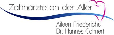 Zahnärzte an der Aller - Gifhorn -  Dr.Aileen Friederichs & Dr.Hannes Cohnert Logo